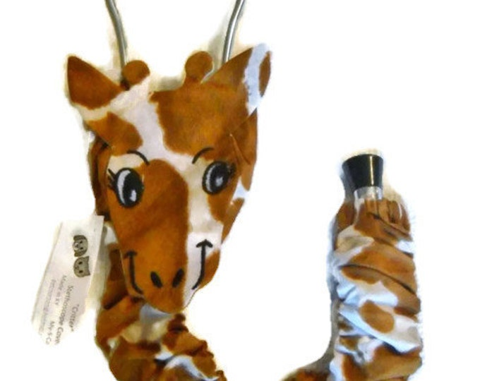 Featured listing image: Giraffe Stethoscope Cover, RN Graduation Gift,, CNA Gift, School Home Nurse,  Veterinarian Gift