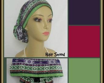 Hair  Snood Turbans