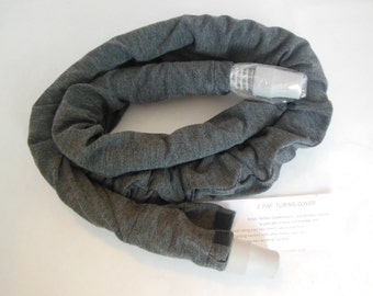 Cpap Tubing Covers   Gray, Ivory Or White Cpap Sleeve   Noise Dampening Cpap   Absorbent Cpap Tubing   Condensation Absorbing Cpap !