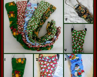 Christmas Animal Stethoscope Covers,RN CNA Graduation Gift, Veterinarian Animal Stethoscope Cover,Pediatric Nurse Gift, School Nurse Present
