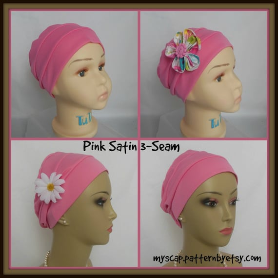 turban Cotton Jersey Hat Hair Loss Leukemia Headwear for Cancer Chemo