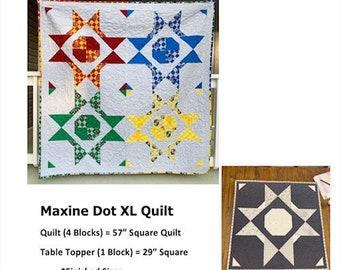 Maxine Dot XL Pattern