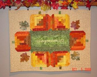 Pumpkin Table Topper