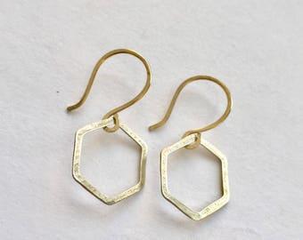 Hammered Hexagons