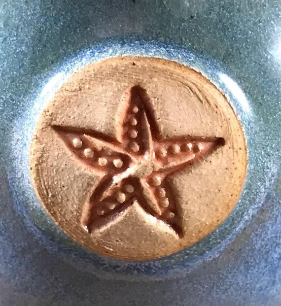 Ceramic Starfish Design Sponge Holder