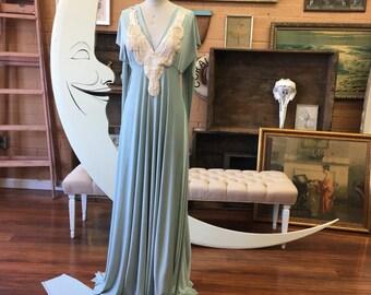 Infinity Wrap Dress with Strap Detailin