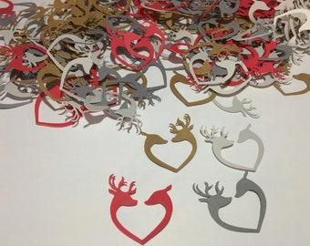 Die Cuts Scrapbooking Custom Confetti 100 Pieces Table Decor