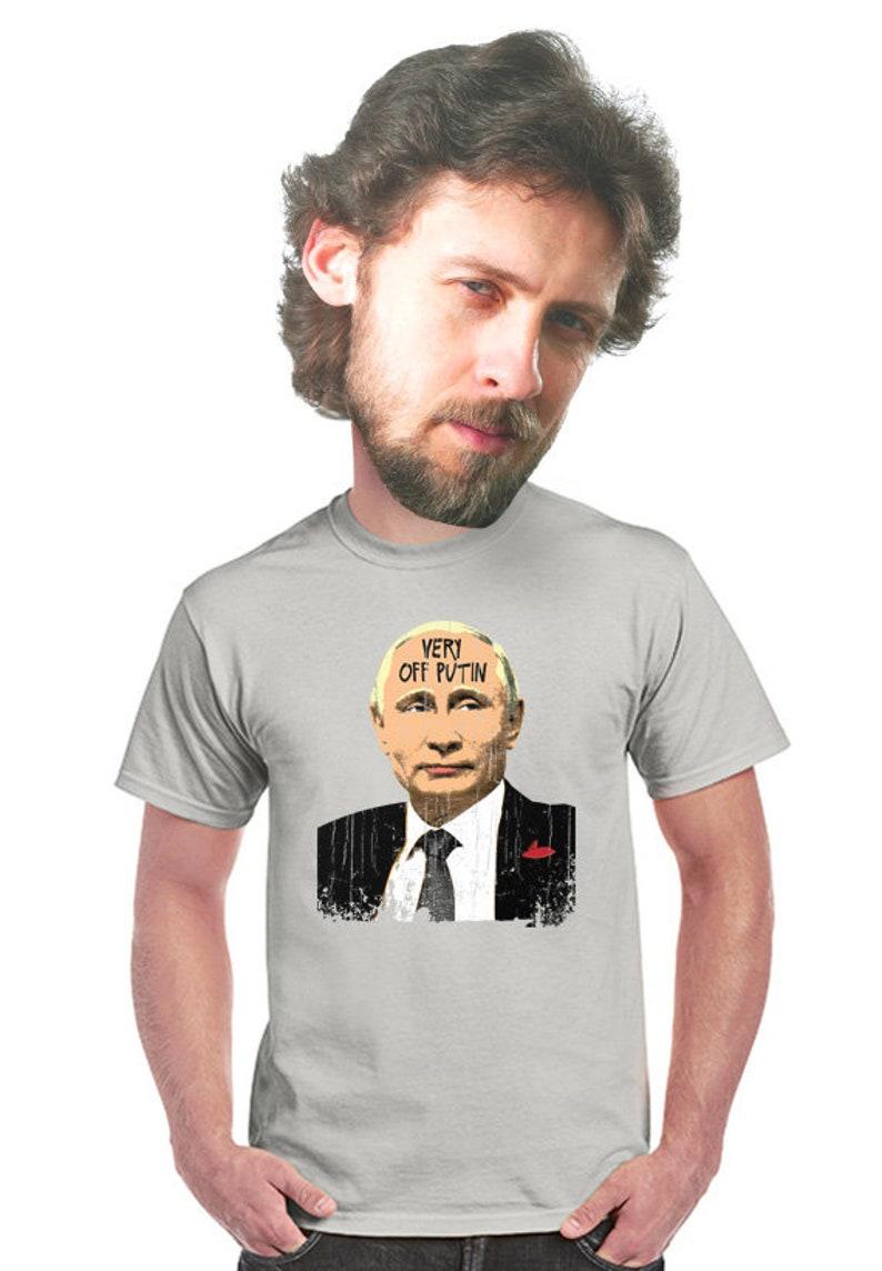 c106d2877 Putin tshirt political t-shirt gift for political junkies | Etsy