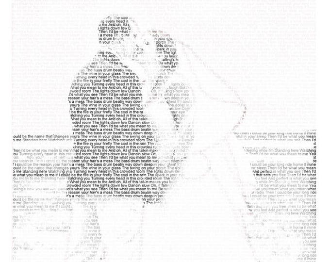 1st Anniversary Gift First Dance Lyrics First Dance Songs Wedding Vow Art Wedding Song Lyrics Paper Anniversary on Paper 8.5x11