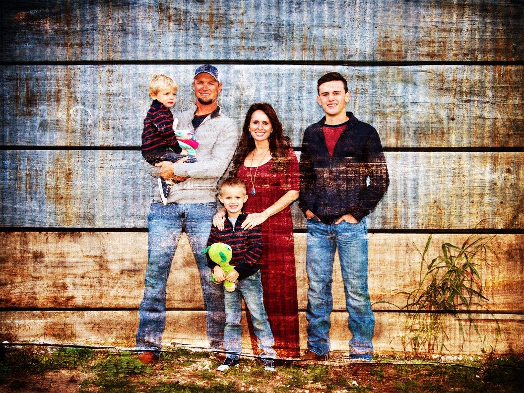 Family Portrait Couple Portrait Rustic Home Decor Bedroom Art Print Housewarming Gift Home Decor Wall Art Rustic Decor Wall Decor 16x20