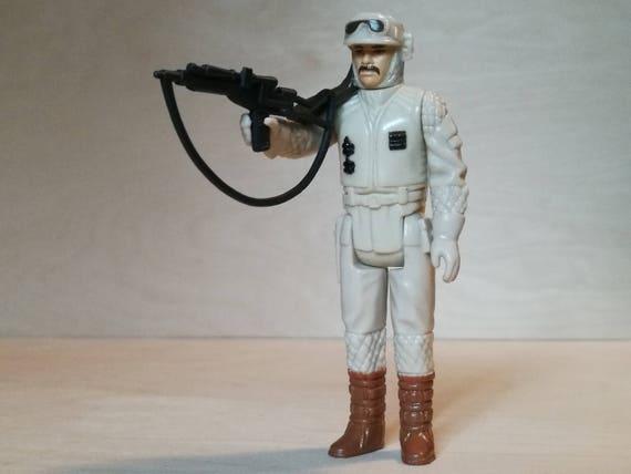 """NICE 1/"""" Custom BLUE Han Solo Weapon 1980 Luke Bespin Vintage Star Wars FLOATS A"""