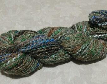 Batt Crazy Yarn - Alpaca blend