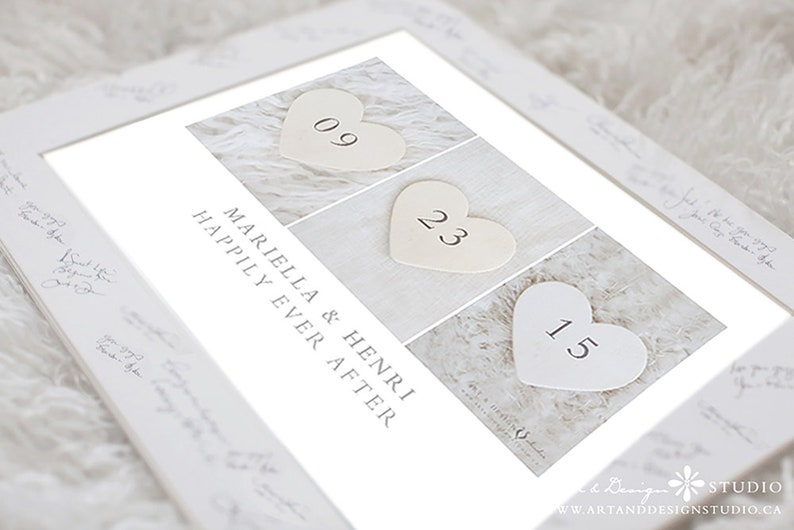 Wedding Sign Initial Wedding Guest Book Alternative Monogram Wedding Guest Book Alternative Unique Wedding Guestbooks Boho Wedding Decor