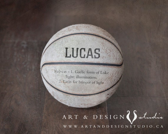 basketball, personalized name, name meaning, name definition, sports art,  sports decor, artwork, boy room decor, basketball decor, boy print
