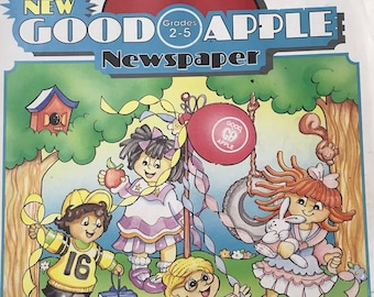Grades 2-5 Teaching Back Issue The New Good Apple Newspaper Getting Students Ready For Summer Break Issue 105