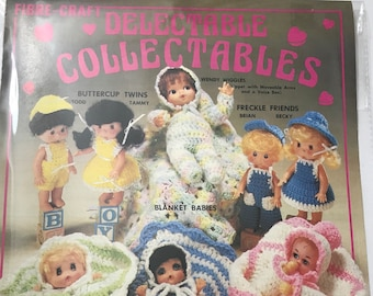 Doll Craft Book / Vintage Craft Supply / Get Lucky Vintage