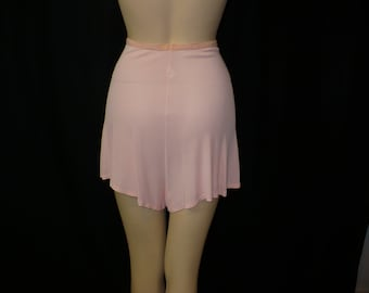 4a29b4a6d XS S Finest Fanny Wartime 1930 s 1940 s Vintage Panties Pink Tap Pants  Lingerie Undies Rayon X-Small Small