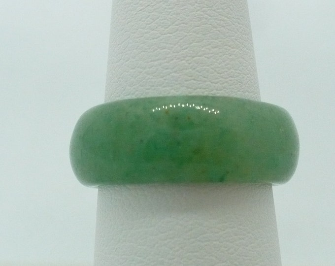 sz 7 1/4 Stone Gemstone Stackable Band Ring