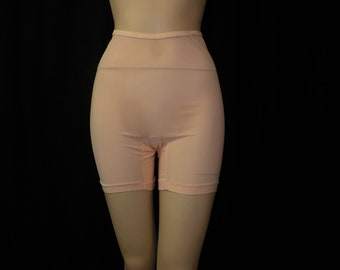 34/XS Bombshell's Bloomers 1920s Vintage Panties Wartime Undies Rayon Peach Bloomers Pettipants by Munsing Wear WL04