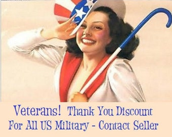 United States Military Discount Code Veterans USMC Coast Guard Army Navy Air Force Marines Thank You For Your Service