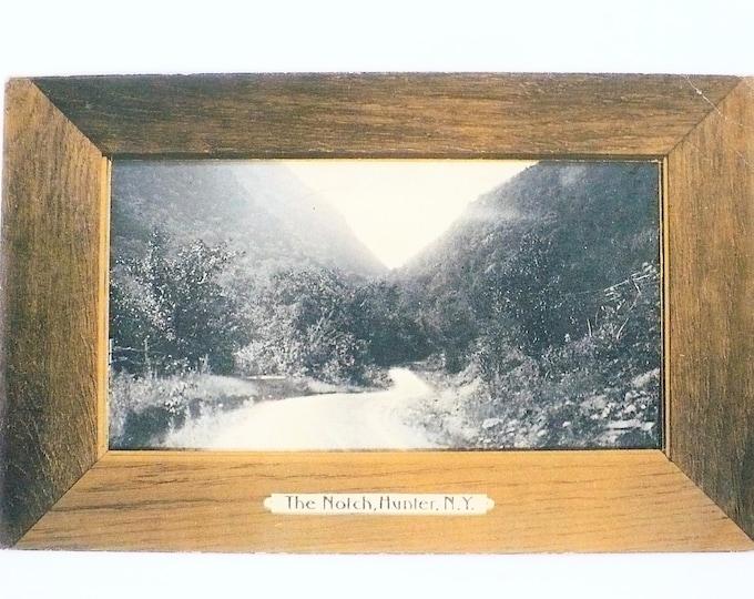 1907 Stony Clove Notch Hunter New York Catskill Mountains Vintage Postcard