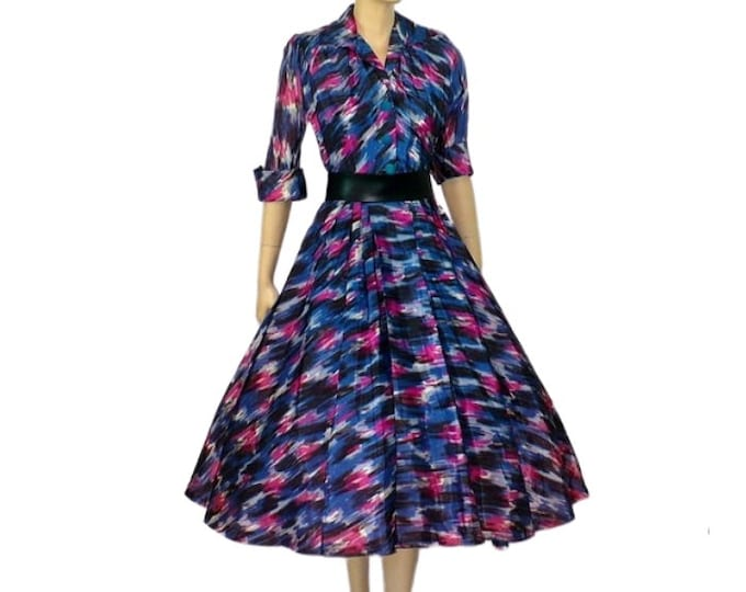 1950's Vintage Mambo Lucy Party Dress
