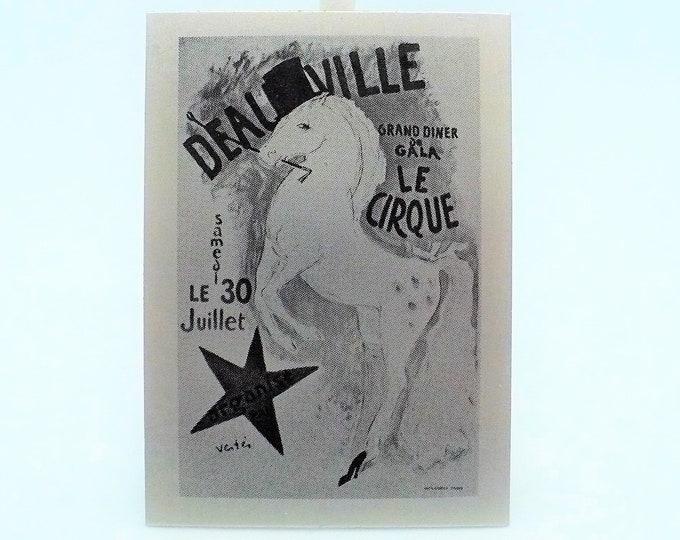 La Cirque Vanity Fair Magazine Cover Vintage Pin