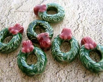 20 Perline ghirlanda di Natale piccolo