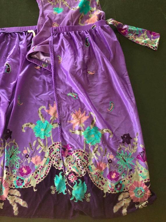 70's Sirena Swimwear, Swim Suit and Skirt, Vintag… - image 3