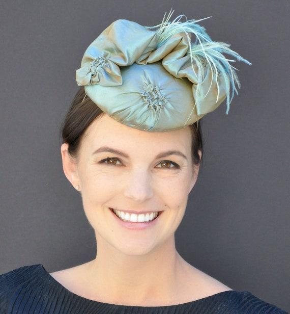 Wedding Hat, Formal hat, Church hat, Fascinator Hat, Occasion hat, Derby hat, mother of bride hat, Dressy Hat