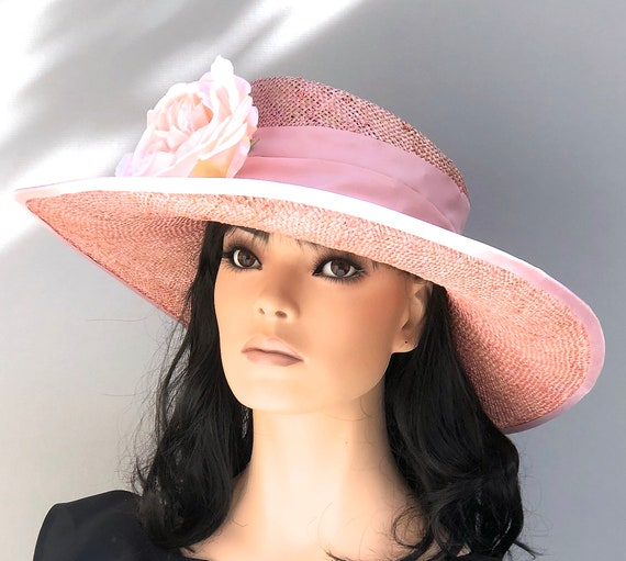 Kentucky Derby Hat, Wedding Hat, Ladies Formal Hat, Women's Kentucky Derby Hat, Royal Ascot Hat, Special Occasion Hat