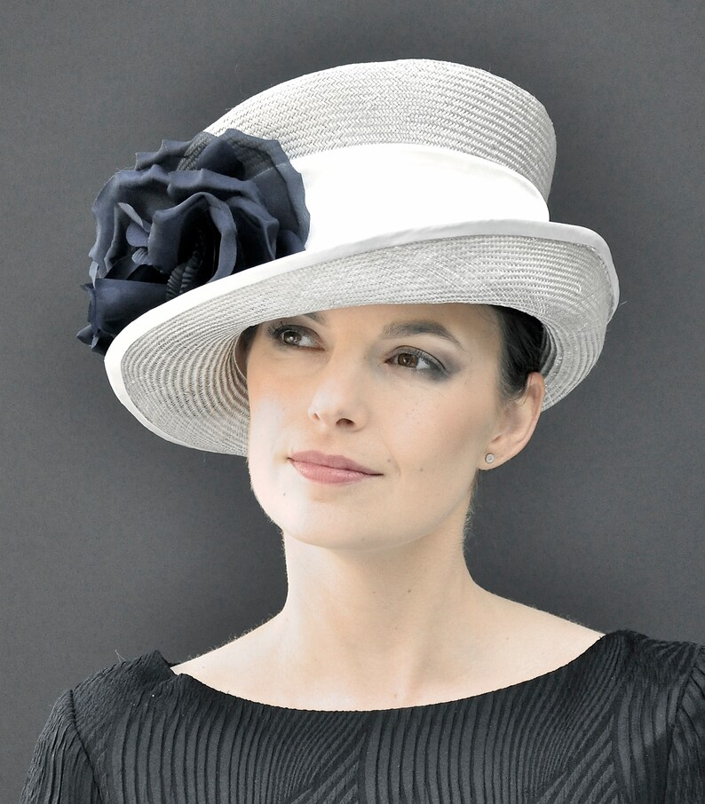 bf78e86f83b Wedding hat Ascot hat occasion hat church hat derby hat
