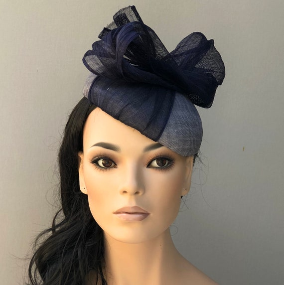 Women's Fascinator Hat, Kate Middleton Hat, Wedding fascinator, Ascot Hat Formal hat, Cocktail Hat, Pillbox Hat, Percher Hat