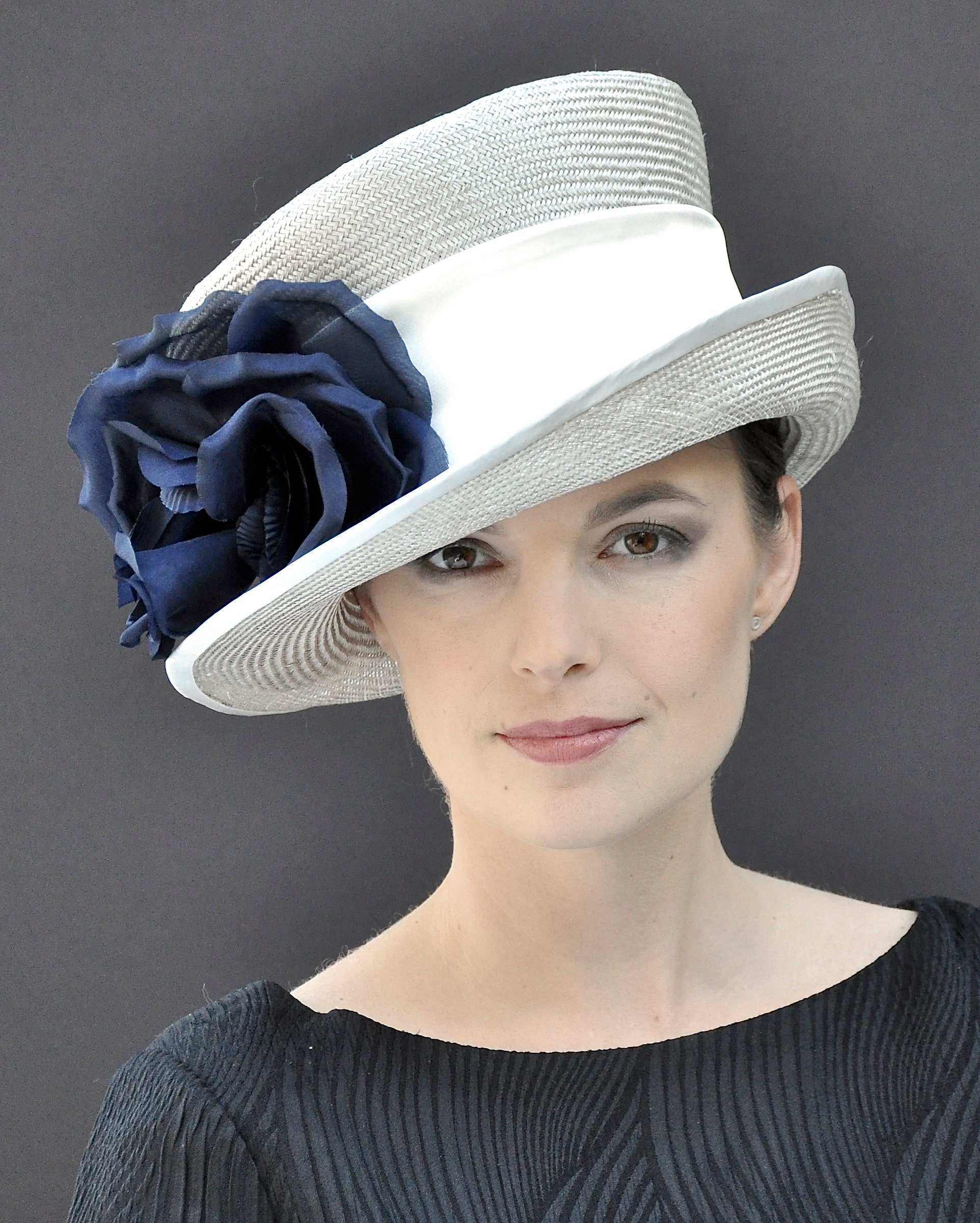 Wedding Hat, Formal Hat, Occasion Hat, Church Hat, Mother