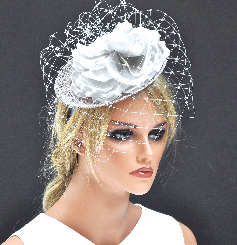 Wedding Hat   Veil f8806d6db6e2