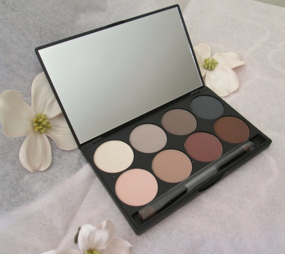 Eyeshadow Palette, Eyeshadow, Neutral Eyeshadow, Matte Eyeshadow, Eyeshadow Pallet, Pressed Eyeshadow, Brown Eyeshadow, Gray Eyeshadow,