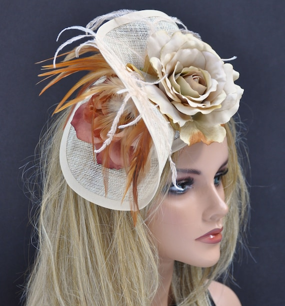 Kentucky Derby Hat, Wedding Hat, Ascot Hat, Special Occasion Hat