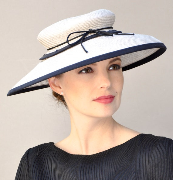 Wedding Hat, Saucer Hat, Formal Hat, Royal Ascot Hat, Special Occasion Hat, Church Hat, Derby Hat