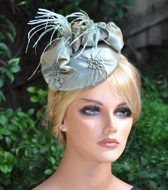 Wedding Hat, Formal hat, Church hat, Fascinator Hat, Occasion hat, Derby hat, mother of bride hat, Dressy Hat