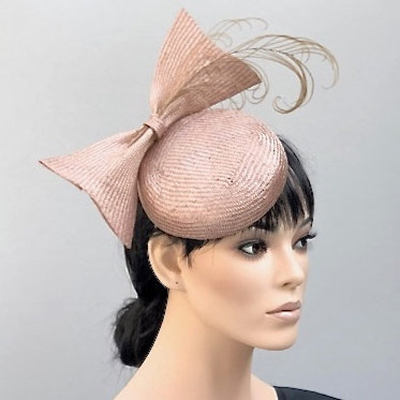 Ladies Formal Hat, Kate Middleton Hat, Women's Fascinator Hat, Royal Ascot hat, Kentucky Derby Hat, Occasion Hat, Wedding Hat, Cocktail Hat