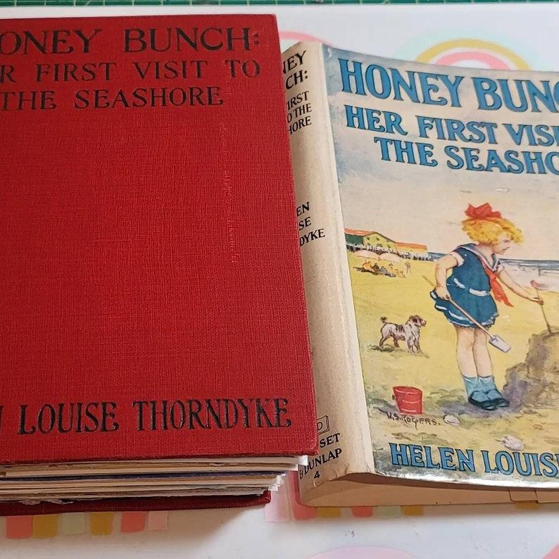 Art Journal Altered Vintage Book Art Journal Honey Bunch:Her image 1
