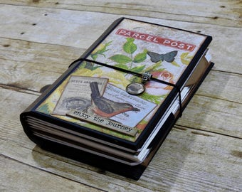 DIY Chunky Travelers Notebook Tutorial