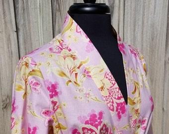 Custom Created Dressing Robe Nostaglia Wedding Day, Free Shipping