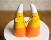 Candy Corn Love by Bonjour Poupette