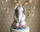 White Elephant Sculpture - Sacred Elephant