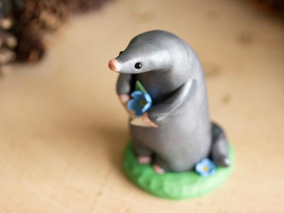 Mole Figurine - The Grateful Garden Mole