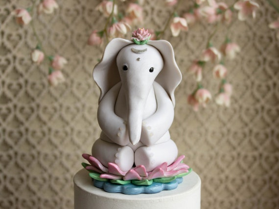 White Elephant Sculpture - Sacred Elephant