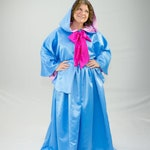 "Fairy Godmother Costume Set, 24"" Cape and Skirt"