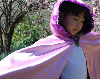 Spring Fling-Fairy Princess Cape