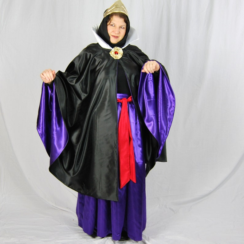 Wicked Queen Costume Set image 0